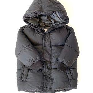 Zara Baby Boy Puffer Coat